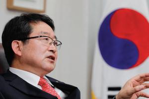 백승주 국회의원, 자유한국당은 '북한 정권 중심 평화'가 아닌 '대한민국 국민 중심 평화'를 추진할 것